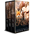 Crookshollow foxes I-III: The complete fox shifter romance series (Crookshollow Gothic Romance)