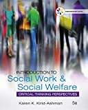 Empowerment Series: Introduction to Social Work & Social Welfare: Critical Thinking Perspectives (MindTap Course List)