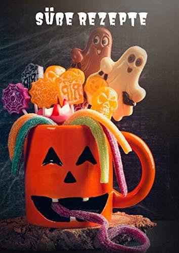 Torte Di Halloween (Süße Rezepte: Selberschreiben, Blanko Buch für Rezept Sammlungen, Backideen, Kreative Kuchen und Torten, leckere Desserts und süße Verführungen (German)