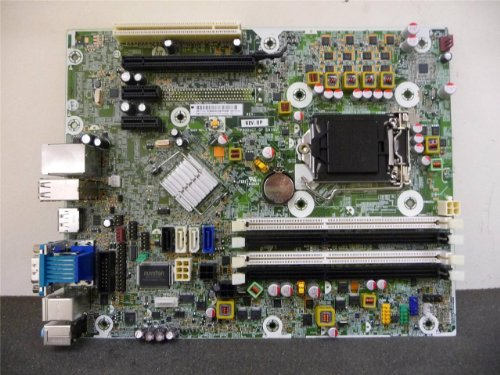 HP 615114-001 System board (motherboard) assembly - Includes Trusted Platform Module (TPM) -