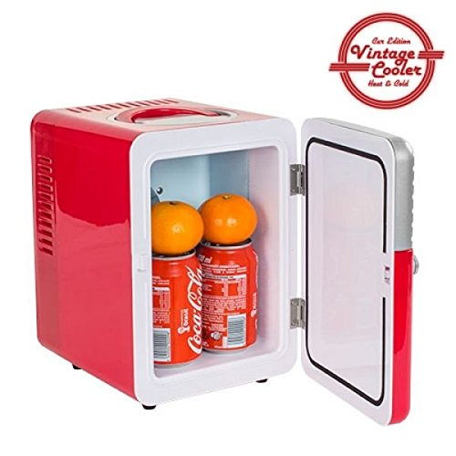 CEXPRESS - Nevera Retro Vintage Cooler 5 L: Amazon.es: Salud y ...