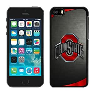 linJUN FENGDiy ipod touch 5 Case Ncaa Big Ten Conference Ohio State Buckeyes 41