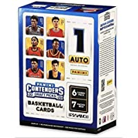 2020/21 Panini Contenders Draft Picks Basketball BLASTER box (42 cards incl. ONE Autograph card… photo
