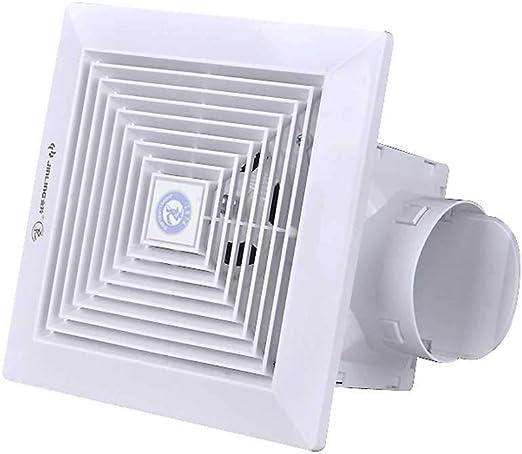 Ventilador Ventilador baño Techo Techo conducto Escape Extractor ...
