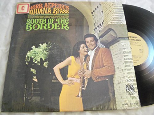 South of the Border (SP 108 LP Record)