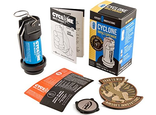 Airsoft Innovations Cyclone Impact Airsoft Grenade