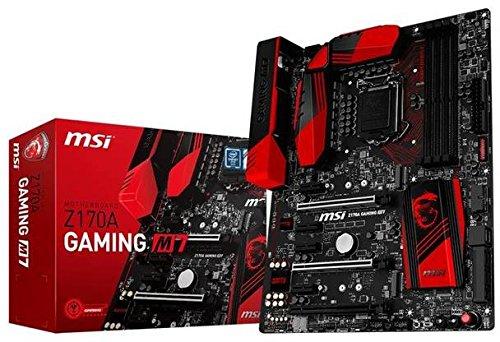 Photo - Bundle: MSI Z170A GAMING M7 + Core i5 6600 (4 x GHz) + 8GB DDR4 2133MHz Memory