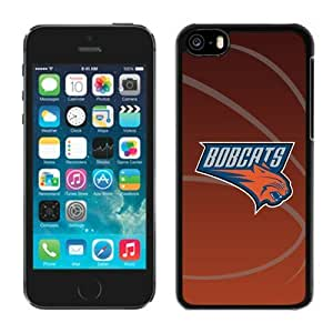 Custom Iphone 5c Case NBA Charlotte Bobcats 3 Free Shipping Cheap by supermalls