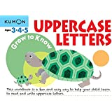 Grow to Know: Uppercase Letters (Grow to Know Workbooks)