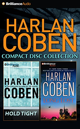 Harlan Coben CD Collection 2: Hold Tight, Long Lost by Brilliance Audio