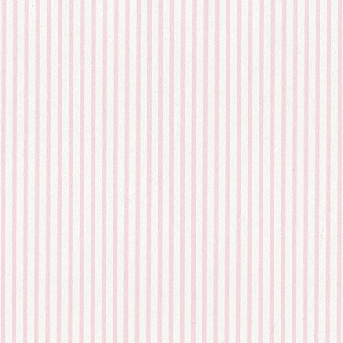 SY33951 Galerie Stripes 2 pink white narrow striped wallpaper ()