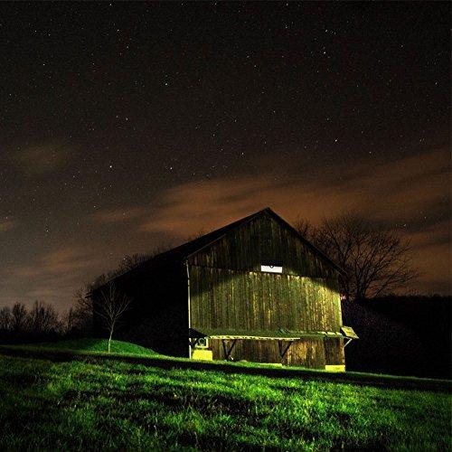 Driveway Night Lights: InnoGear Solar Lights Outdoor, 30 LED Motion Sensor