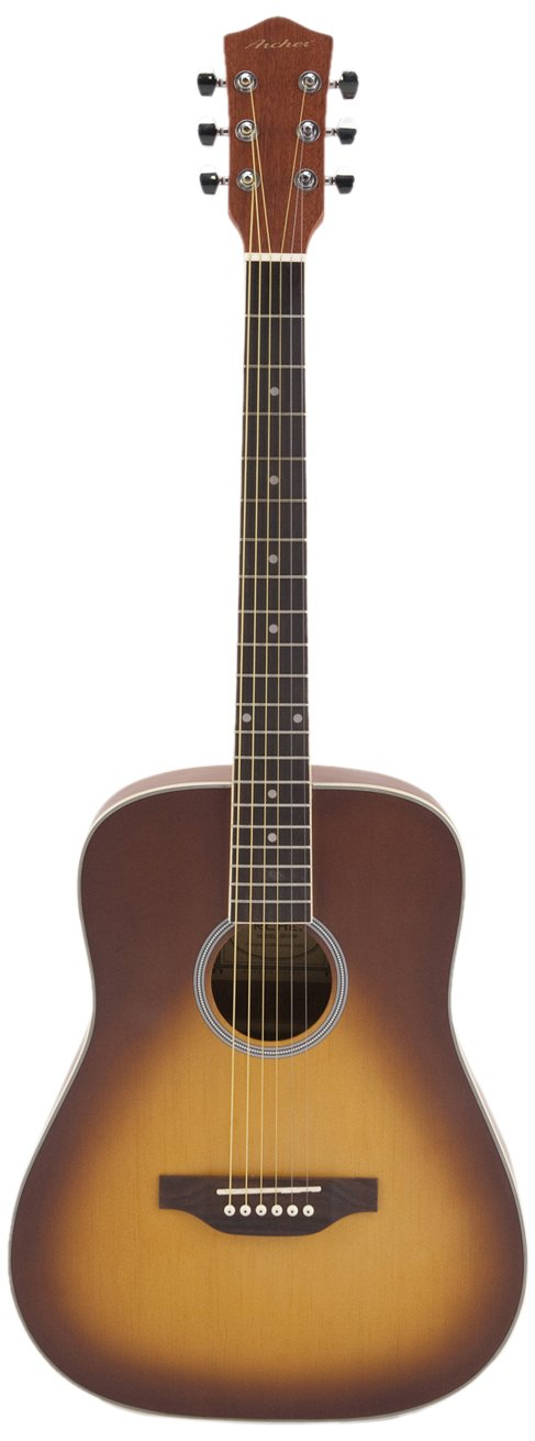 Archer AD10SB Acoustic Guitar-Sunburst