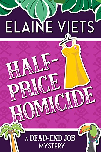 Half-Price Homicide (A Dead-End Job Mystery Book 9) by [Viets, Elaine]