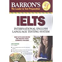 Barron's IELTS: International English Language Testing System [With 2 CDs]