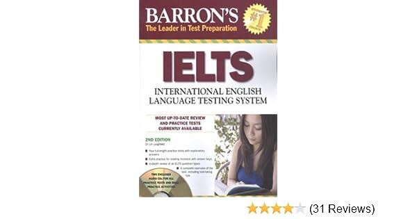 Barron's IELTS with Audio CDs, 3rd Edition: Dr  Lin Lougheed