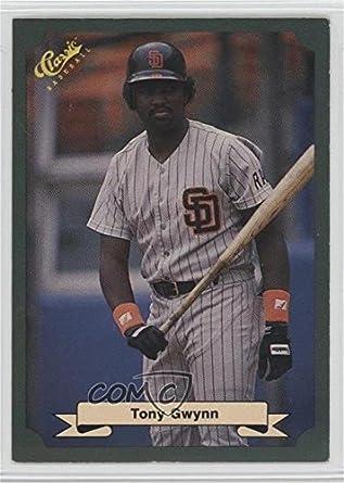 Amazoncom Tony Gwynn Baseball Card 1987 Classic Base 26