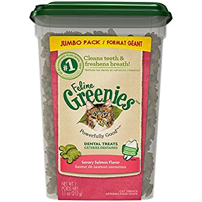 Cat Food Feline Greenies Dental Cat Treats Multiple Flavors [tag]