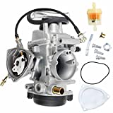 #9: New YFM350 Carburetor Assembly for Yamaha GRIZZLY 350 YFM 350 YFM350 2004-2012 Carb
