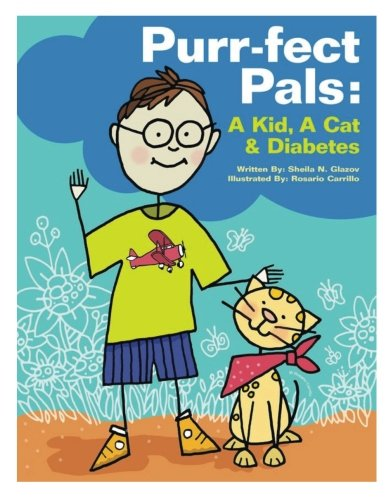 Purr-fect Pals: A Kid, A Cat & Diabetes