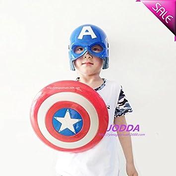 Capitán Caricatura América Toy De Juguete Escudo La Sasa Vengadores gf6yb7