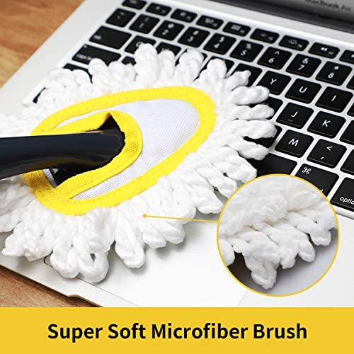 health, household, household supplies, cleaning tools, dusting,  feather dusters 5 image Yocada Microfiber Car Duster Mini Dash Duster Brush promotion