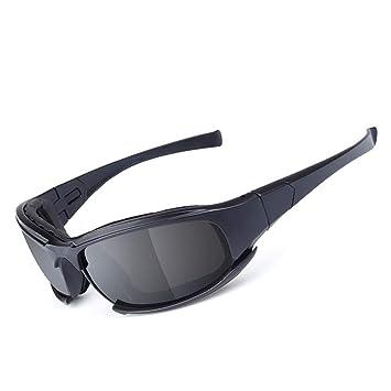Hombres Protección Polarizada UV400 Conducción Ci Ideal para ciclismo, conducción, senderismo, esquí o