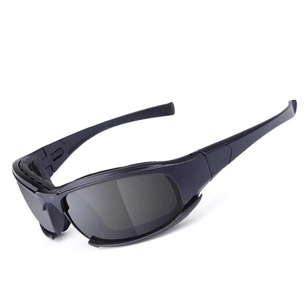 YFFS Great for Cycling Driving Hiking Skiing Or Fishing.Changeable Lenses and Unbreakable High Strength Outdoor Sports Sunglasses