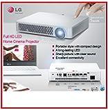 LG PF 80G LED Home Cinema Projector
