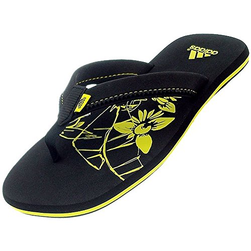 adidas Chewang - G04322 - Color Black-Yellow - Size: 11.5 by adidas