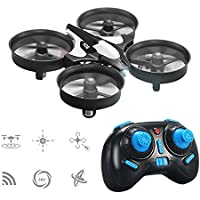 JJRC H36 Mini 2.4GHz 4CH 6 Axis Gyro Headless Mode / Speed Switch RC Quadcopter (Gray)