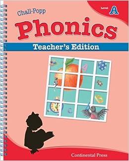 Phonics Books: Chall-Popp Phonics: Annotated Teacher's