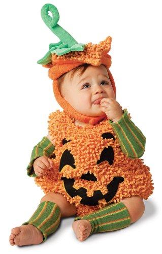 Happy Halloween Pumpkin Infant/Toddler Costume (6-12 months)