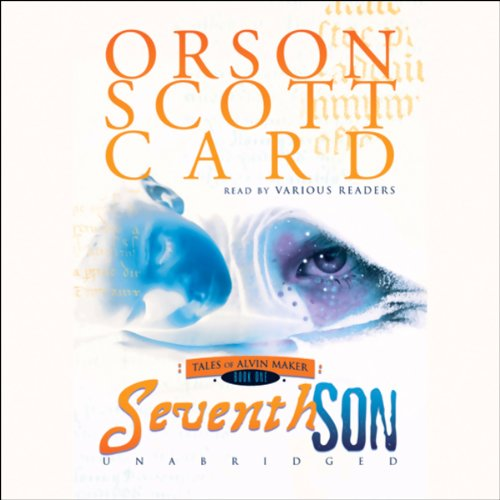 Bargain Audio Book - Seventh Son  Tales of Alvin Maker  Book 1