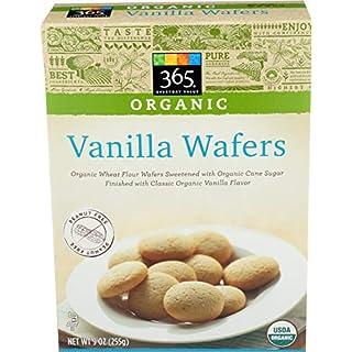 365 Everyday Value, Organic Vanilla Wafers, 9 oz