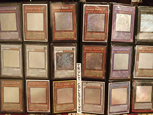 Samorthatrade 200 Yu-Gi-Oh Cards! 40 Rares! NO DUPLICATES!Gift Deck Pack Xmas