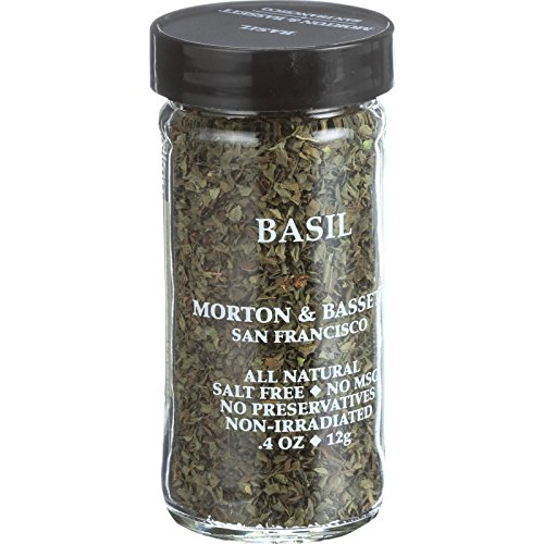 Morton and Bassett Basil - .5 oz - Case of 3 by Morton & Bassett