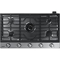 Samsung 36 Stainless Steel Gas Cooktop
