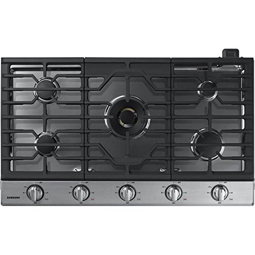 36 gas cooktop stainless - 8