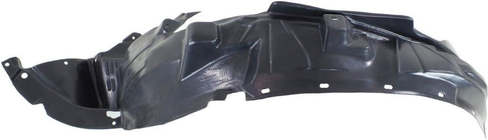 Splash Shield Front Left Side Fender Liner Plastic for Honda CR-V 02-06