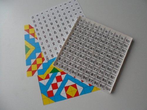 Grundplatte für Steckwürfel 1,7 cm