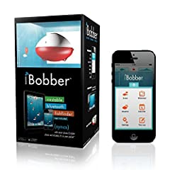 iBobber: Love at First Cast. This pocket-sized fish finder is as mobile as you are! The iBobber is the smallest and lightest personal sonar depth finder on the market. It is a castable, portable, and wireless fish finder that syncs with the f...