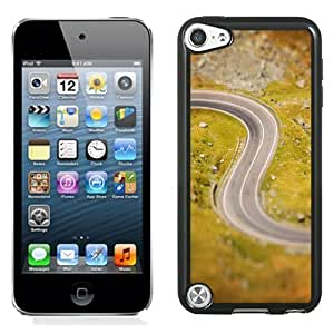 New Personalized Custom Diyed Diy For Ipod 2/3/4 Case Cover Phone Case For Curved Road Phone