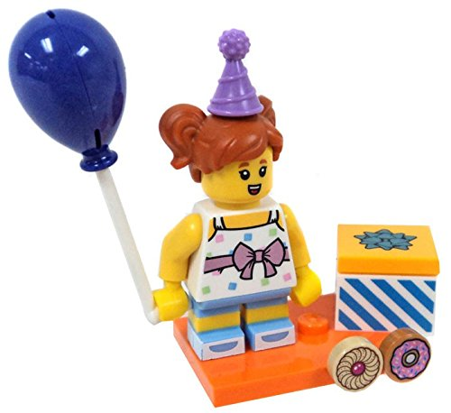 LEGO Series 18 Collectible Party Minifigure - Birthday Party Girl (71021) -