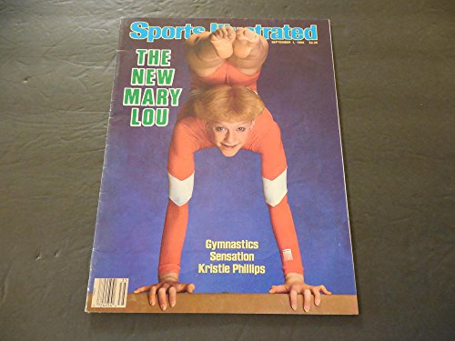 (Sports Illustrated Sep 1 1986 The New Ever Ready Bunny)