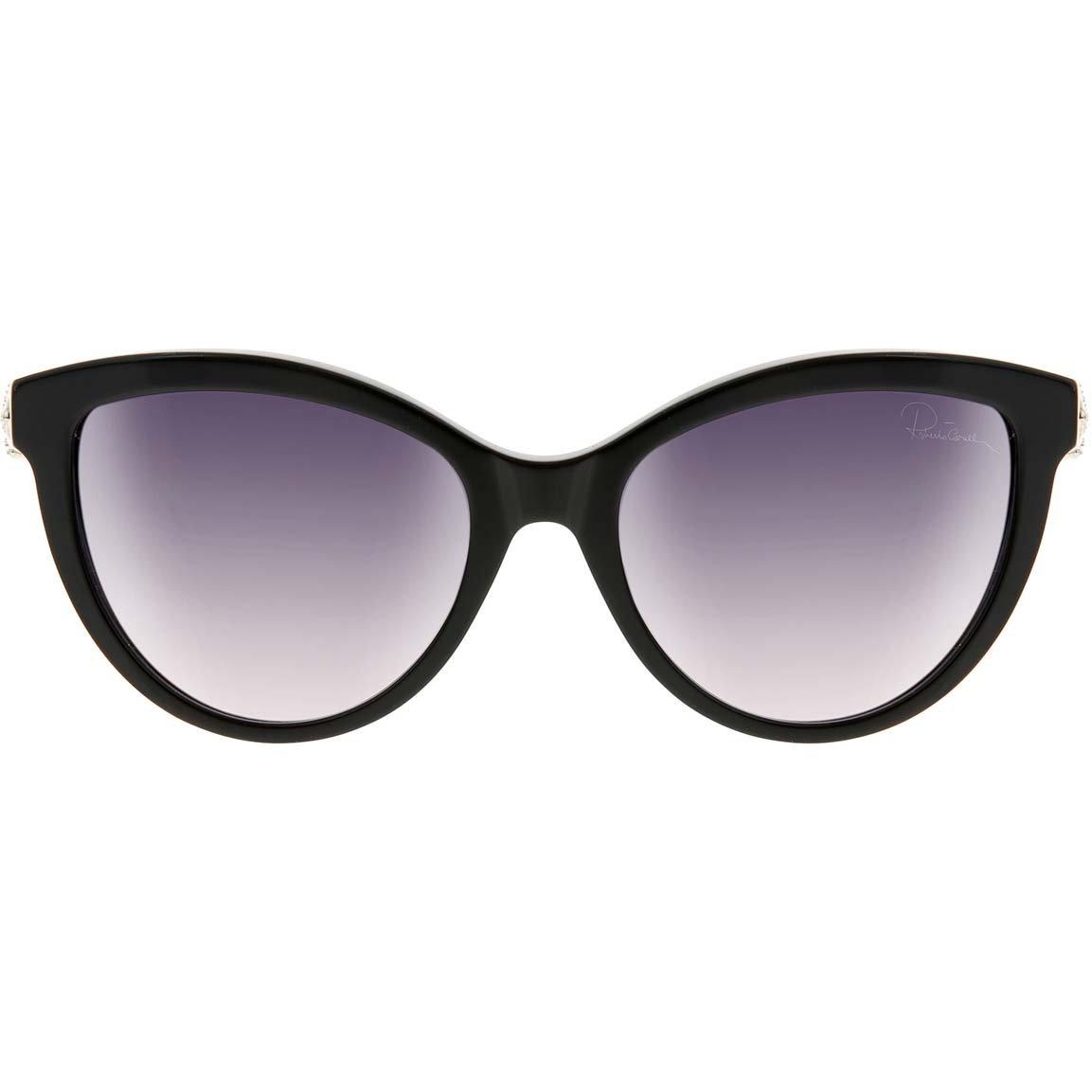 Roberto Cavalli anteojos de anteojos sol rc878s de 01B Negro mm ...