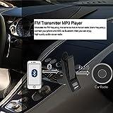 Raking Bluetooth 4.1 Headsets Car Kit Earphone FM