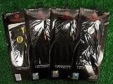 Zero Friction 4 Men's LH Universal Fit Golf Gloves - Army - Black