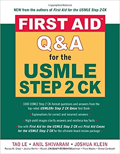 First aid qa for the usmle step 2 ck first aid series first aid qa for the usmle step 2 ck first aid series 1st edition fandeluxe Choice Image