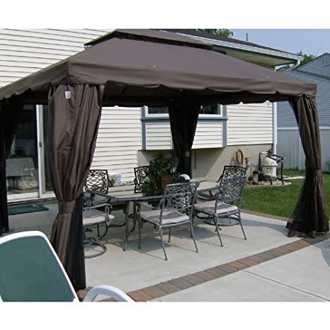 Amazon Heritage 10 X 12 Gazebo Replacement Canopy
